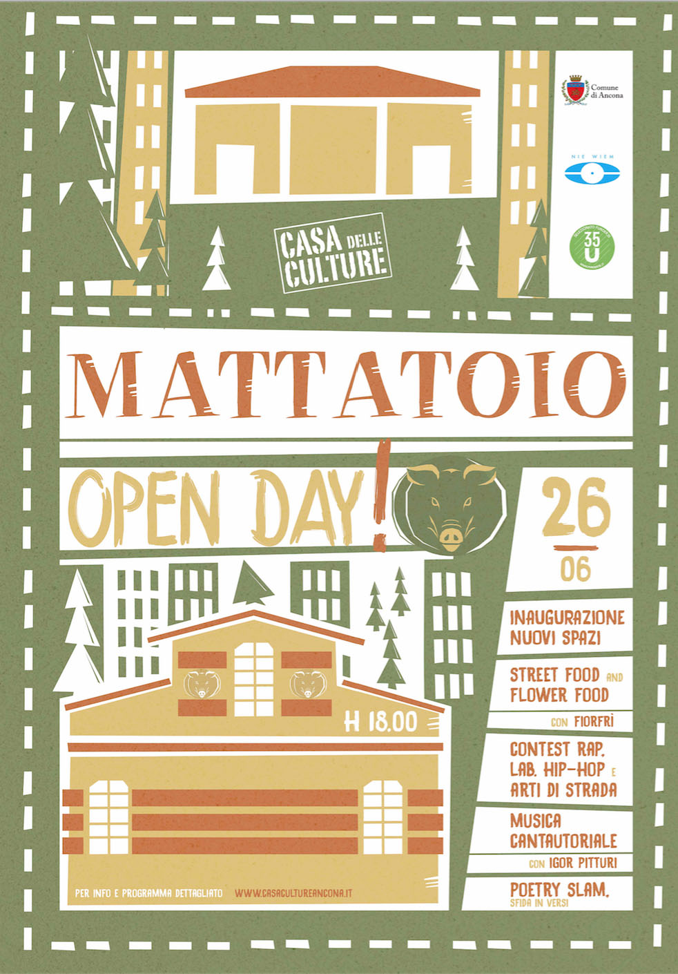 mattatoio open day